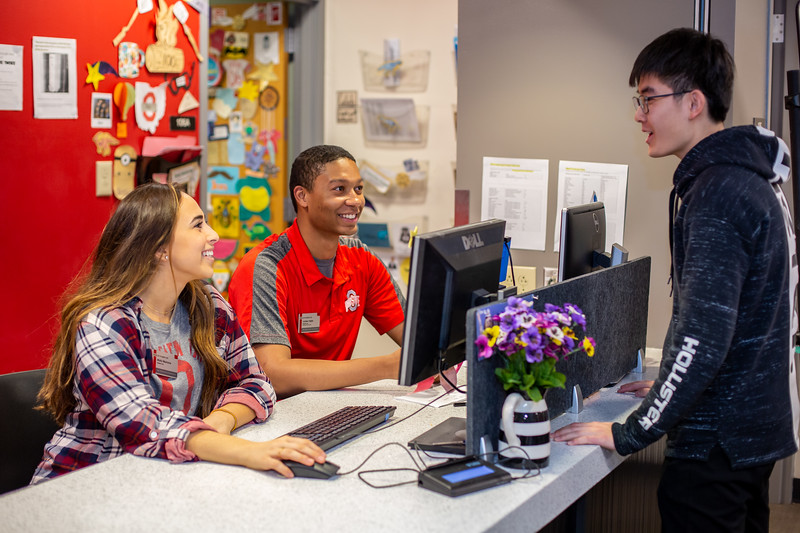 AU18 OA recruitment for Residence Life at The Ohio State University (Katherine Seghers - Ohio State University Office of Student Life)