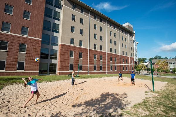 Rappahannock neighborhood sand volleyball