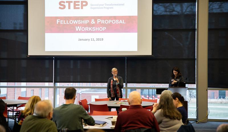 2019 STEP Workshop