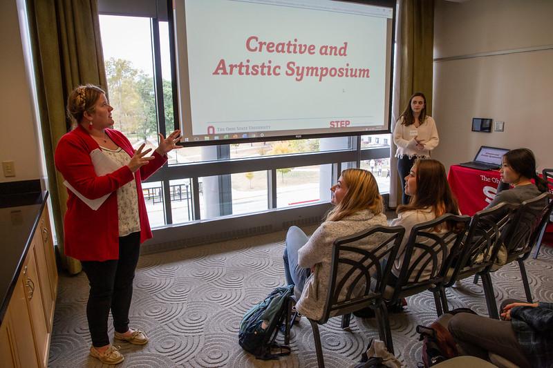 2019 Autumn STEP Creative and Artistic Symposium