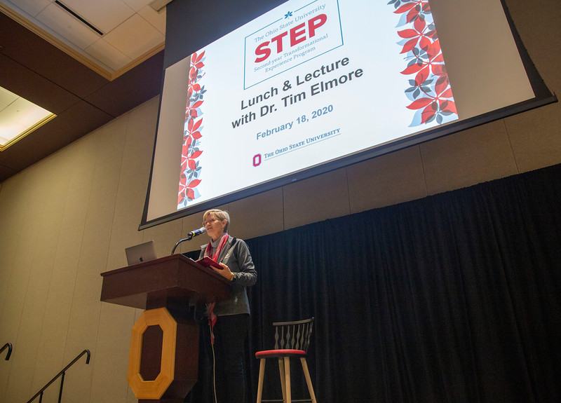 2020 STEP Lecture and Lunch