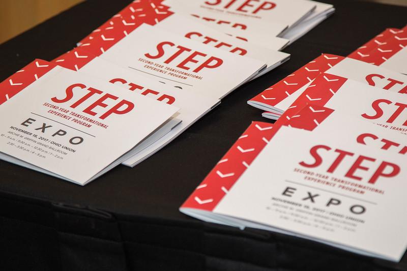 2017 Fall STEP Expo