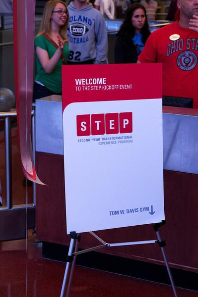 2013 STEP Kick-off Event