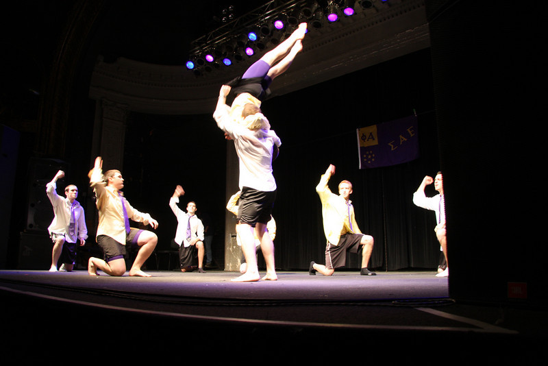 2011 Greek Week Variety Show
