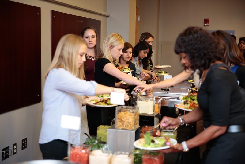 Women On Fire (Lauren Purkey / Office of Student Life, Ohio State University)