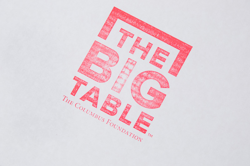 The Big Table conversations hosted by The Office of Student Life