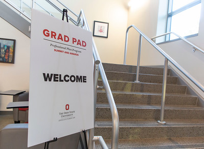 GP3 Summit and Awards Friday October 18, 2019 (Jim Bowling - The Ohio State University Office of Student Life)