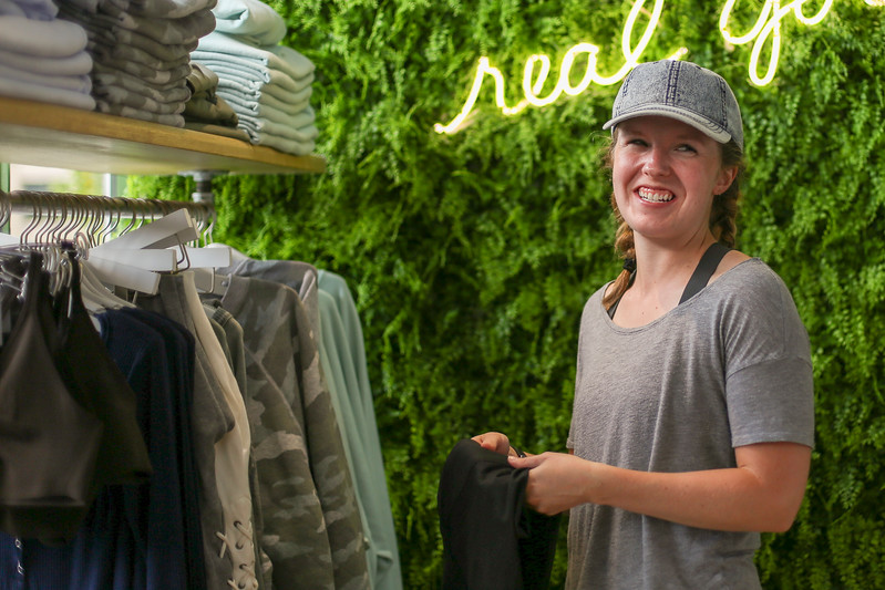 Aerie Sponsorship Pop Up Shop