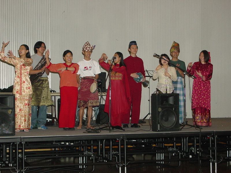 2002 Homecoming Cultural Extravaganza