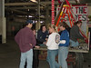 2002 Homecoming Float Building