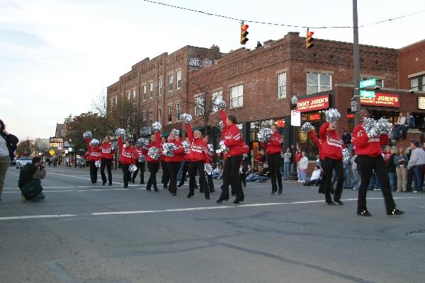 2003 Homecoming Parade