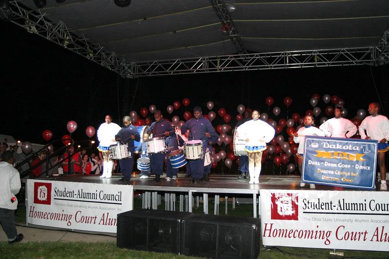 2003 Homecoming Pep Rally