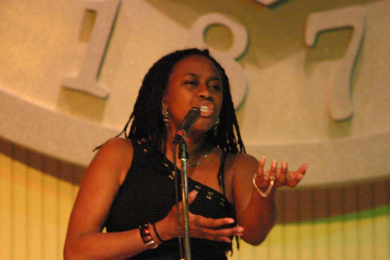 2003 Homecoming Poetry Slam