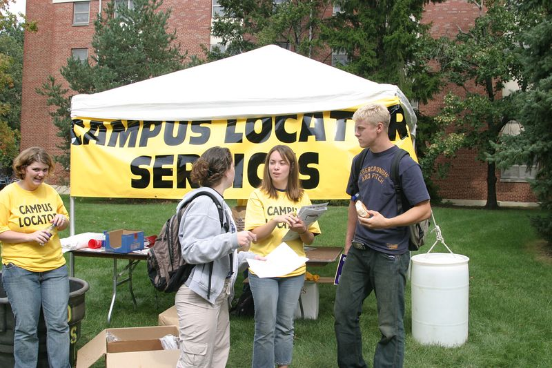 2003 Campus Locators