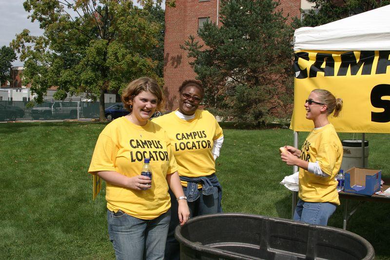2003 Campus Locators