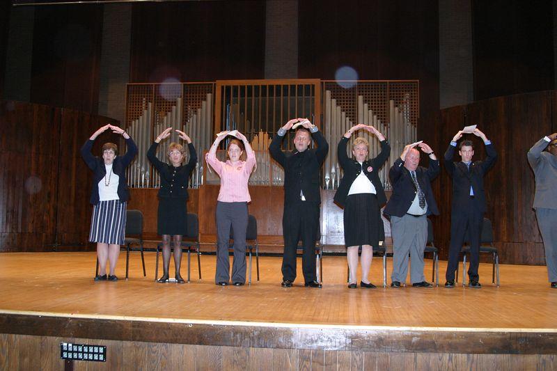 2003 Graduate Convocation