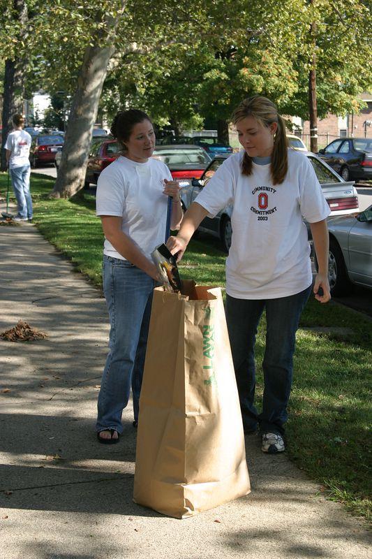 2003 Community Commitment