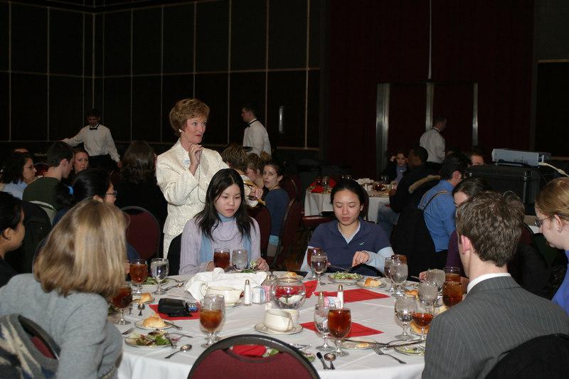 2004 Etiquette Dinner