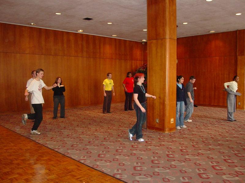 2004 Hip Hop Dance Program