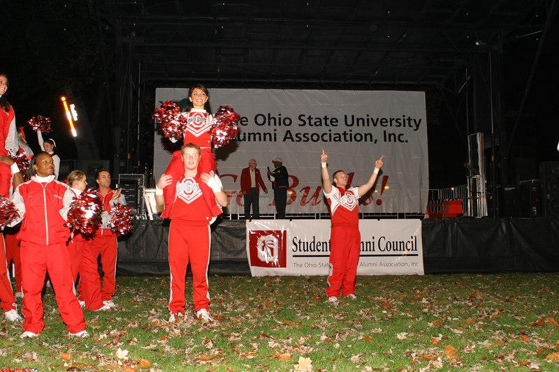 2004 Homecoming Pep Rally