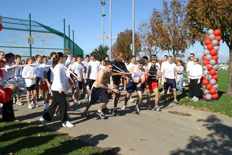 2004 Homecoming Speilman Walk/Run