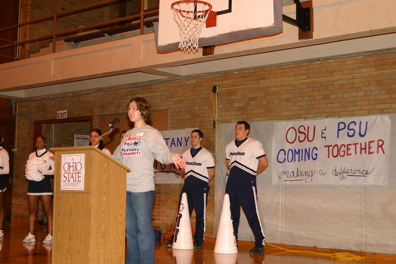 2004 Make A Difference Day with Penn State