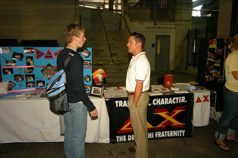 2004  Autumn Involvement Fair