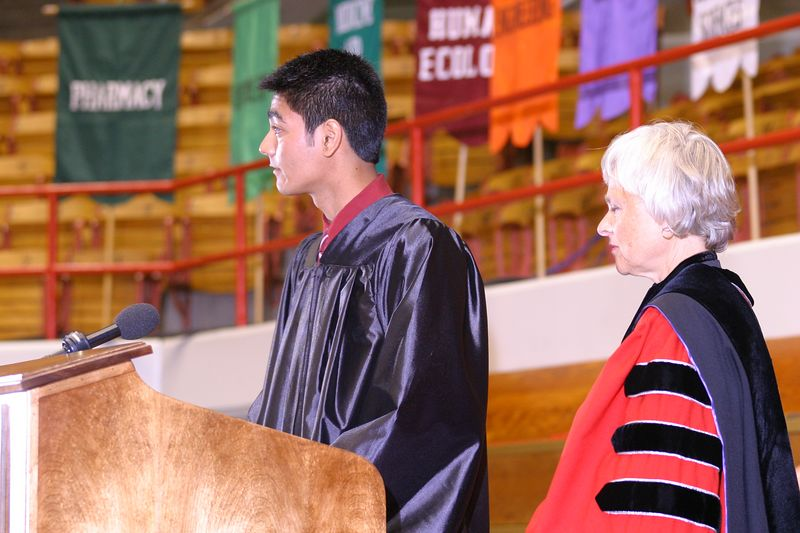 2004 Convocation