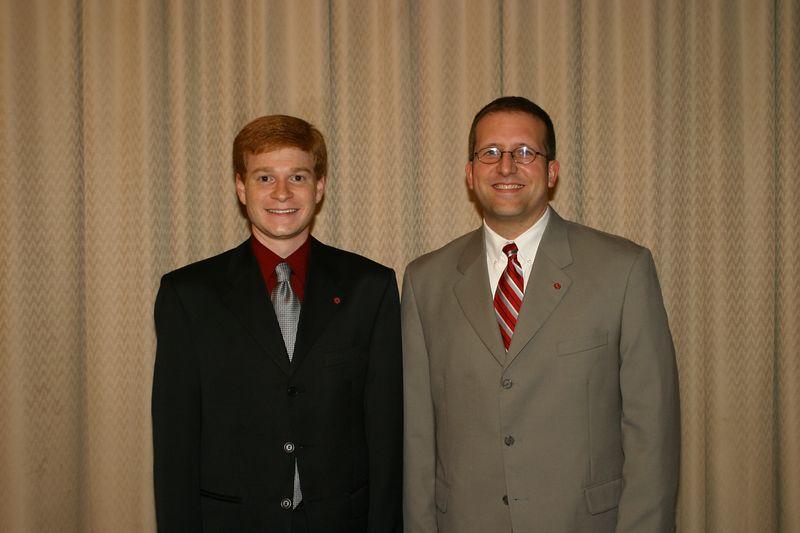 2005 Senior Reception