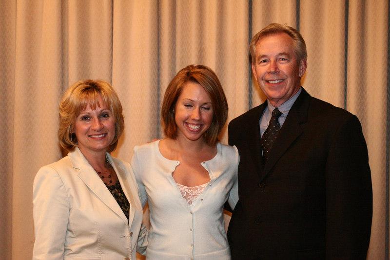 2006 Leadership Senior Reception