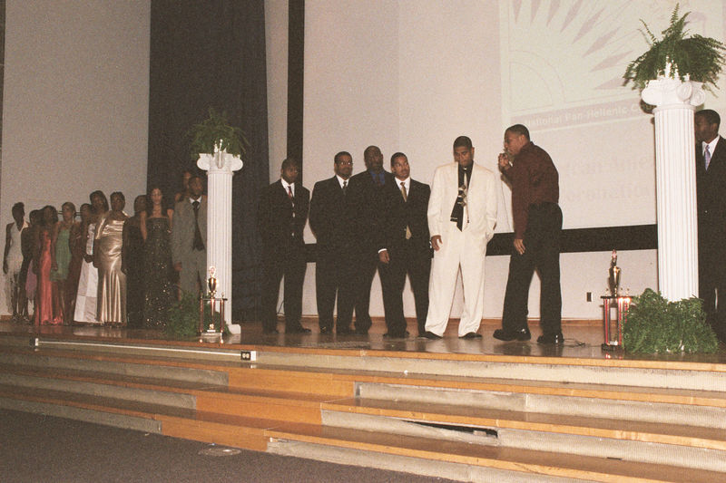 2005 Homecoming 23rd Annual African American Homecoming Coronation