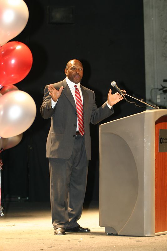 2005 Homecoming Archie Griffin
