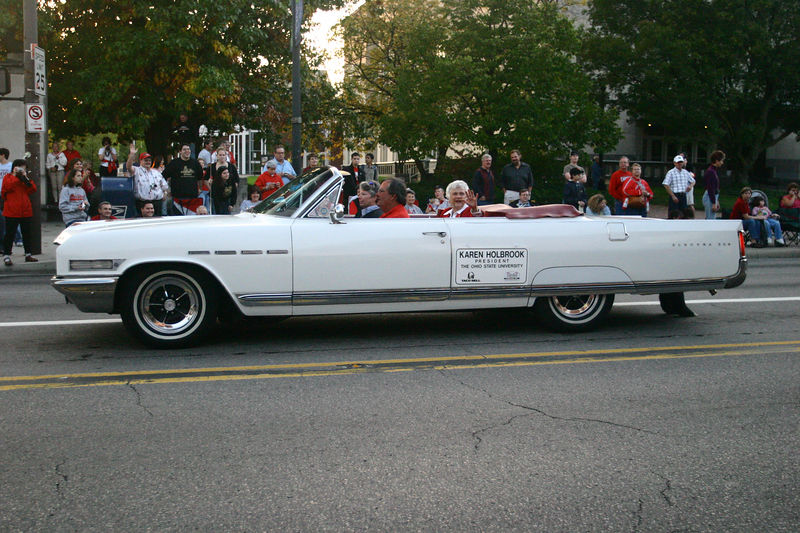 2005 Homecoming Parade