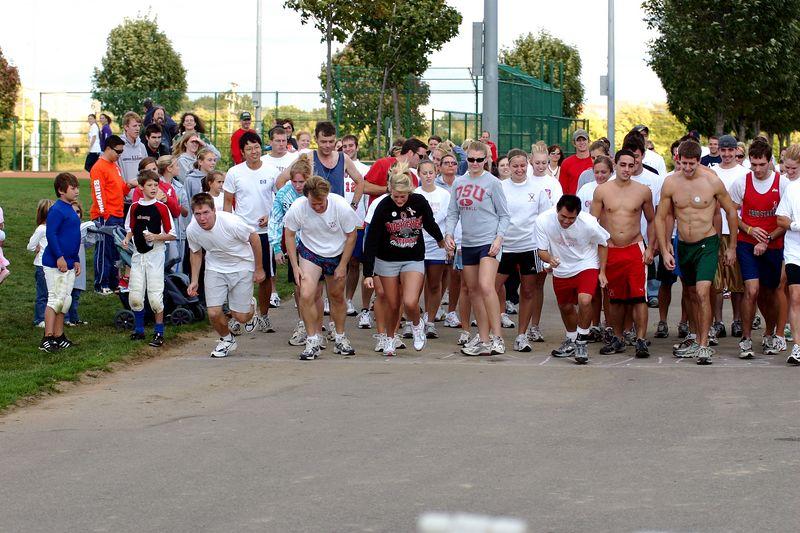 2005 Stefanie Speilman Homecoming Walk/Run
