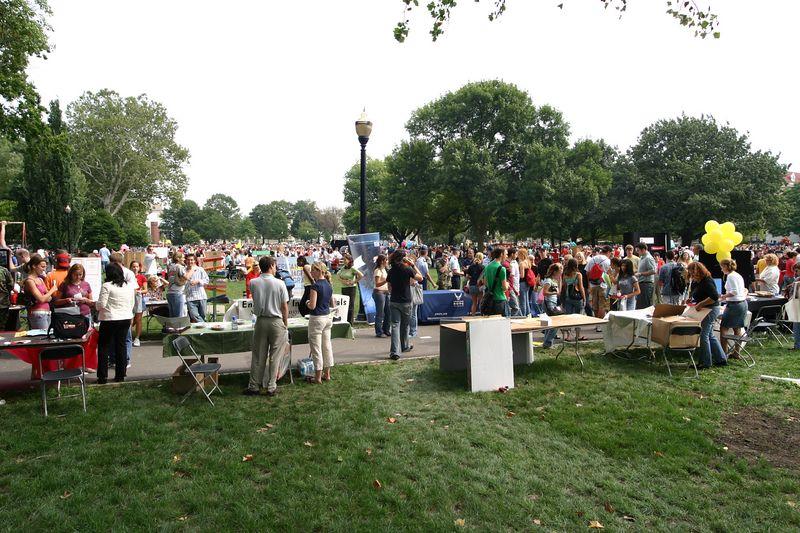 2005 Involvement Fair