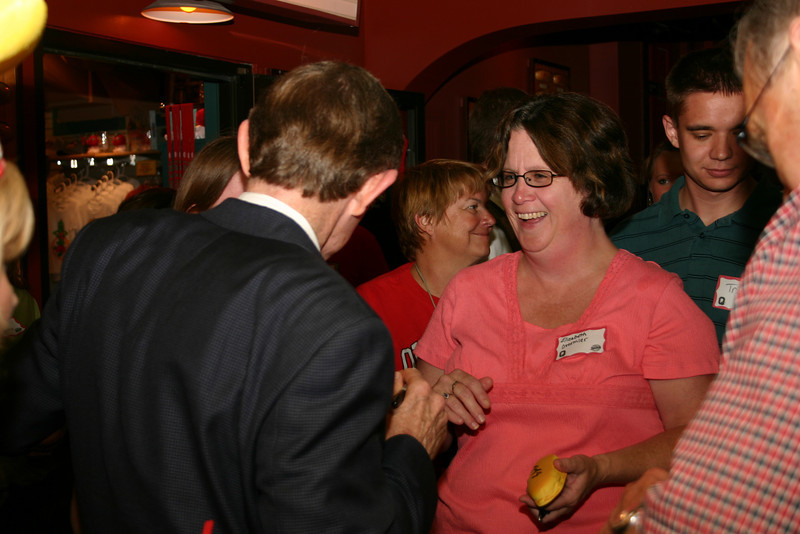 2006 Dr. Gee at Tony Packo's in Toledo