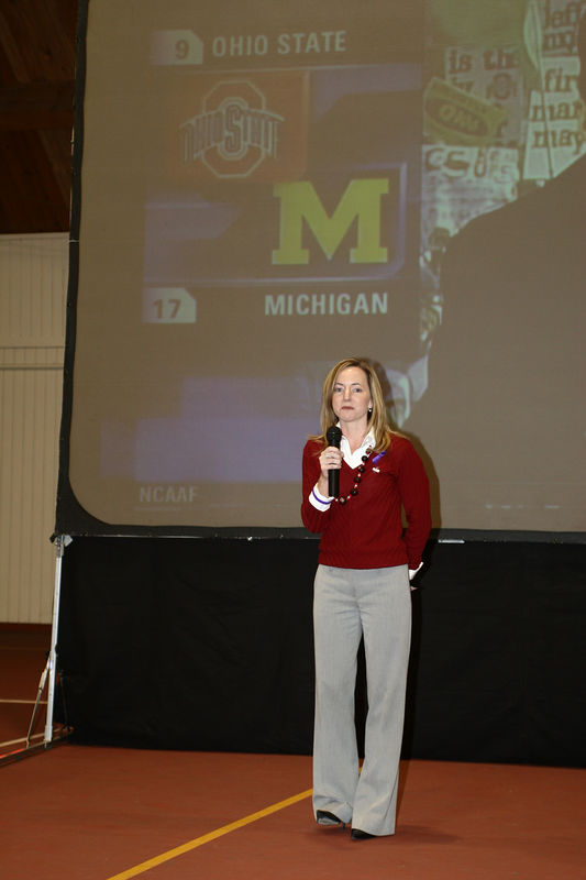 2005 Beat Michigan Pancake Breakfast