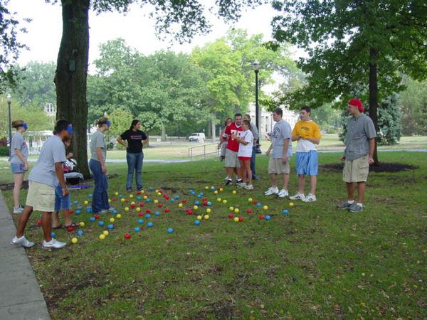 2002 Mount Scholars Retreat