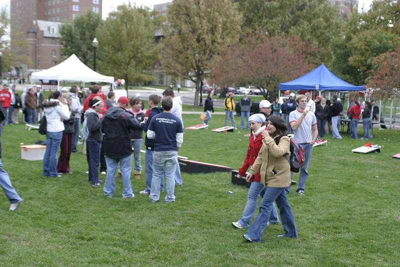 2006 Homecoming Cornhole Tournament