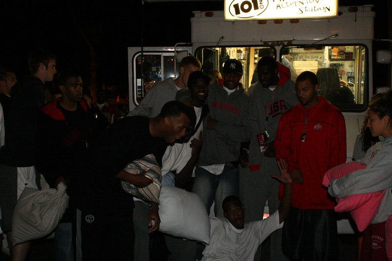 2006 Pillow Fight