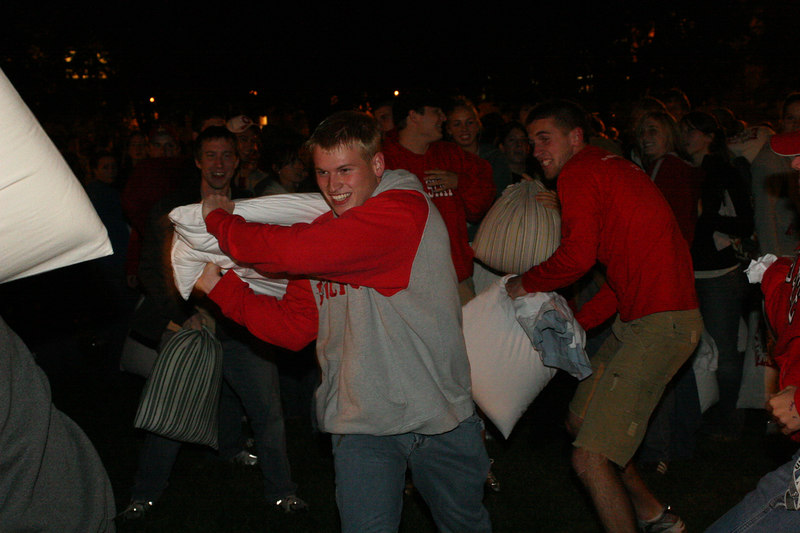 2006 Pillow Fight
