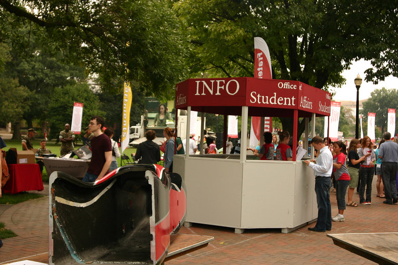 2006 Student Involvement Fair