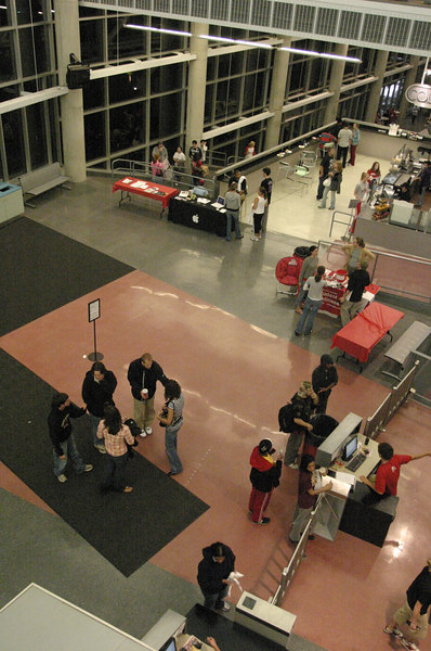 2006 Welcome Week Late Night at the RPAC