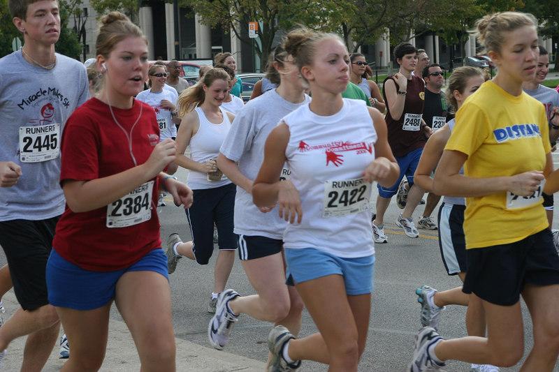 2006 Miracle Miles 5K