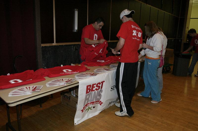 2006 Beat Michigan BBQ