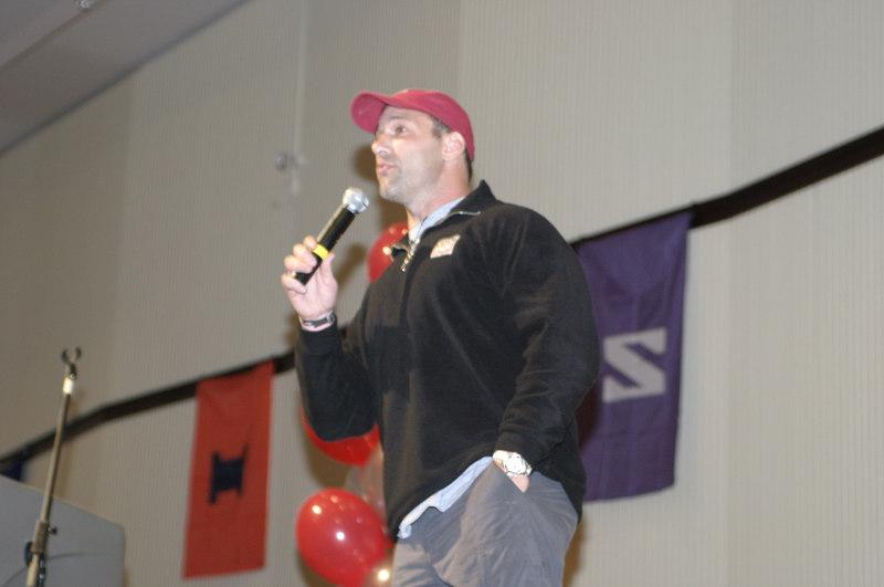 2006 Beat Michigan Pep Rally
