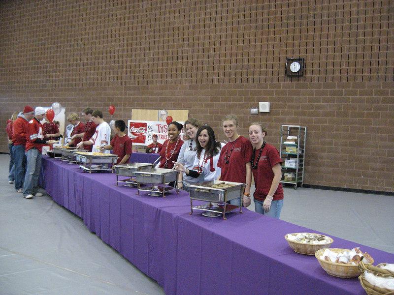 2006 Beat Michigan Bill's Breakfast