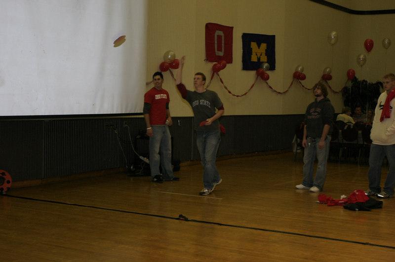 2006 Beat Michigan Corn Hole Tournament