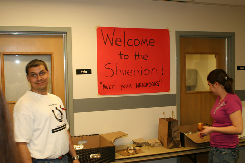2007 Meet Your Neighbor at the Shuenion Party