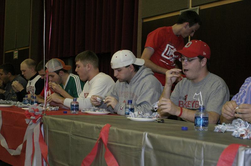2006 Beat Michigan Pizza Night